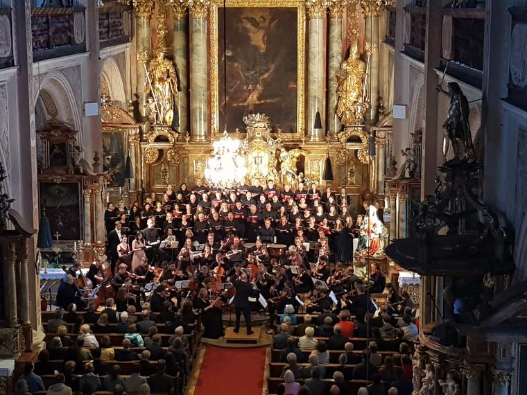 2019.09.08 Baroque Church of Oberalteich