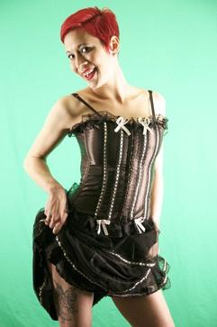 Lady Dori Belle AKA Susan MeeLing in bla