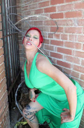 Lady Dori Belle AKA Susan MeeLing escapi