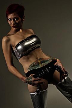 Lady Dori Belle AKA Susan MeeLing as Moo