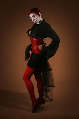 Lady Dori Belle AKA Susan MeeLing in cor