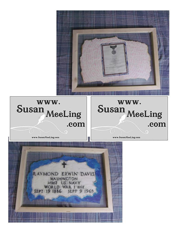 Puget Sound, Calvary Cemetery, Seattle Washington, state, Navy, World War I, WWI, One, 1, Medal of Honor Art Project By:  Susan MeeLing, Medal of Honor  Raymond Erwin Davis, Thy will be done, prayer, by Susan MeeLing, #ProudAmerican,