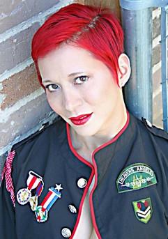 Lady Dori Belle AKA Susan MeeLing as Ms.
