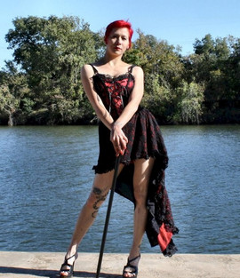 Lady Dori Belle AKA Susan MeeLing by the