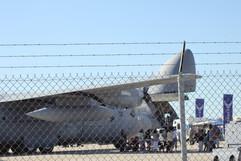 Air Show at Randolph Air Force Base