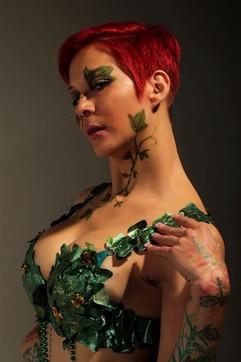 Lady Dori Belle AKA Susan MeeLing in ivy