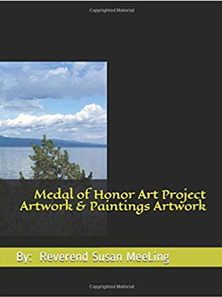 Medal of Honor Art Project Artwork & Paintings Artwork Autographed and Signed