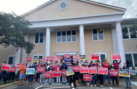 24 November 2020 Young Austin Republicans meeting