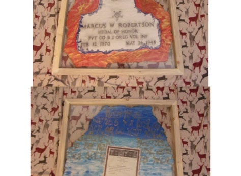 Medal of Honor Art Project By: Susan MeeLing  :  Post #3 of 3 Total Posts