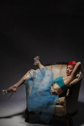 Lady Dori Belle AKA Susan MeeLing  ~  Re