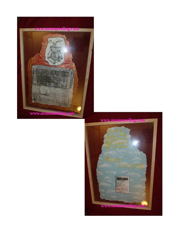 Medal of Honor Art Project By:  Susan MeeLing, Medal of Honor Joe P. Martinez, Quote Albert Einstein, World War II, US Navy