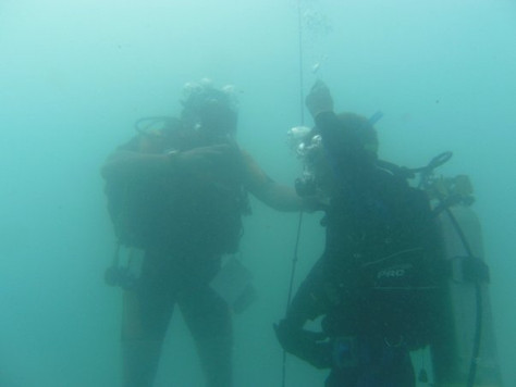 Post #2 of 7 Posts : National Geographic Open Water SCUBA Diving Through Night / Search & Recove