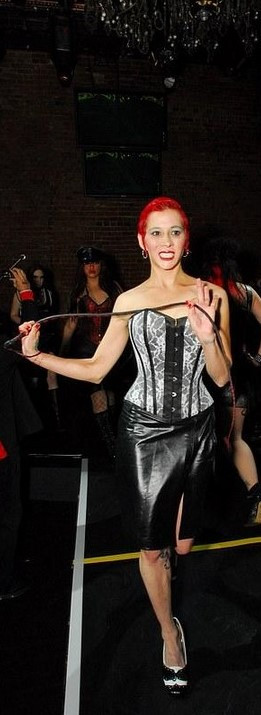 Lady Dori Belle AKA Susan MeeLing in the