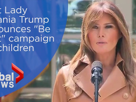 In reference of the treatment of First Lady of the United States of America, Mrs. Melania Trump