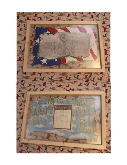 Medal of Honor Art Project By:  Susan MeeLing, Medal of Honor Alaric Chapin, Army, Medal of Honor, Medal of Honor Recipient, Medal of Honor Art, Medal of Honor Artwork, Susan MeeLing, Portland, Portland Oregon, Oregon, Roselawn Cemetery, Pamelia New York, Pamelia NY, New York