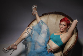 Lady Dori Belle AKA Susan MeeLing  ~  Wh