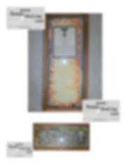 Medal of Honor, Medal of Honor Art, Medal of Honor Artwork, Susan MeeLing,Spokane, Washington, state, Greenwood Memorial, Park Cemetery, Joe Eugene Mann, Medal of Honor Recipient, Window, art, Michel Montaigne, quote, Army, Seattle, by, Susan MeeLing, #ProudAmerican,