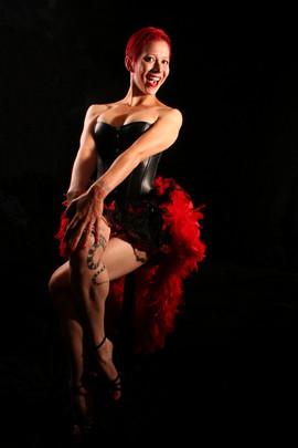 Lady Dori Belle AKA Susan MeeLing in lea