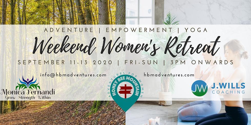 Postponed - Weekend Women's Retreat