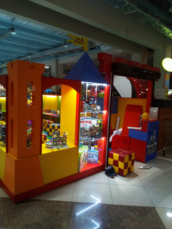 """Детская площадка """"Лего"""""""