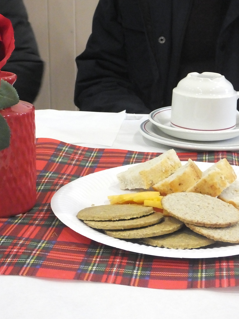 Oatcakes and Cheese