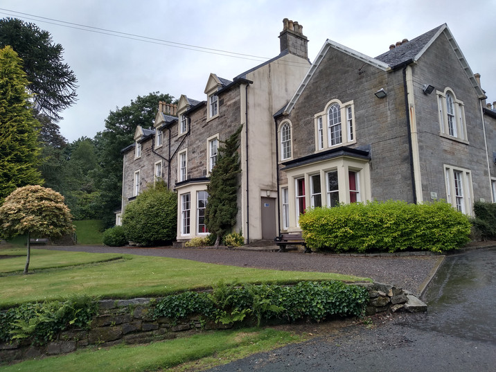 Colzium House