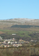 Kilsyth from Nethercroy (2)