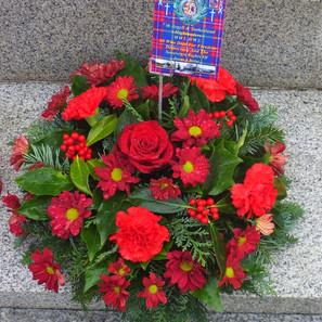 Argyll & Sutherland Highlanders wreath