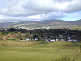 View of Kilsyth from Nethercroy