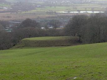 Pictish Fort