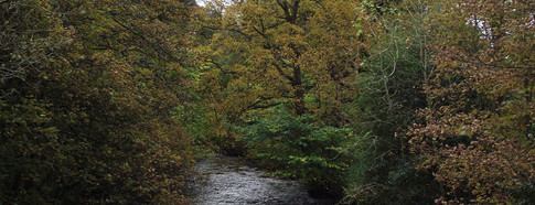 The Glazert River