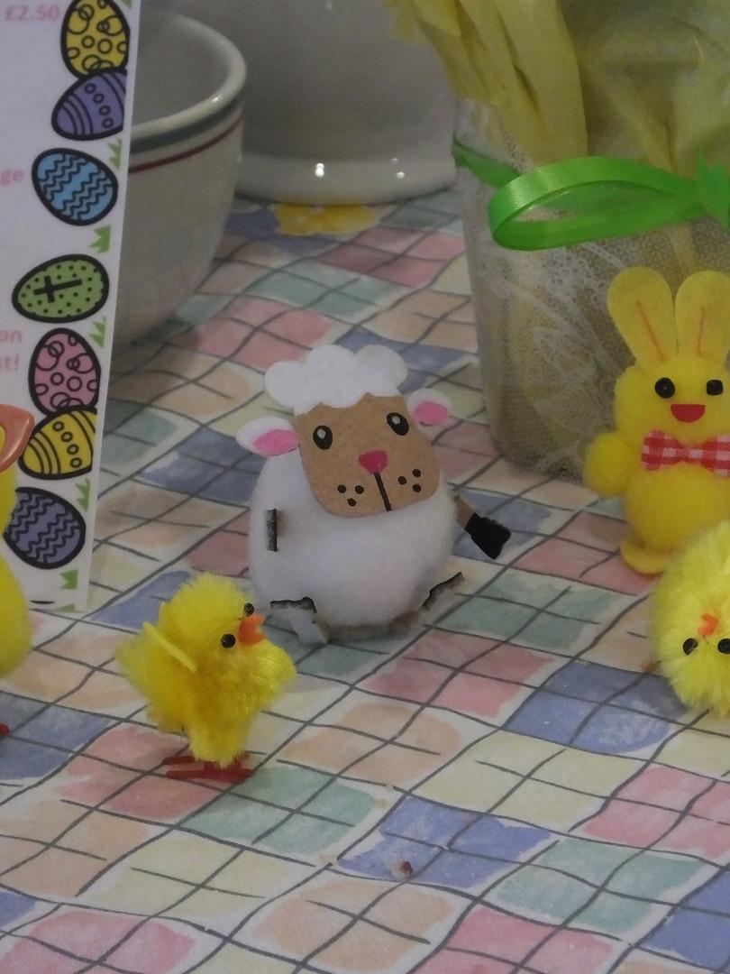 Chick, chick, chick, chiken ...