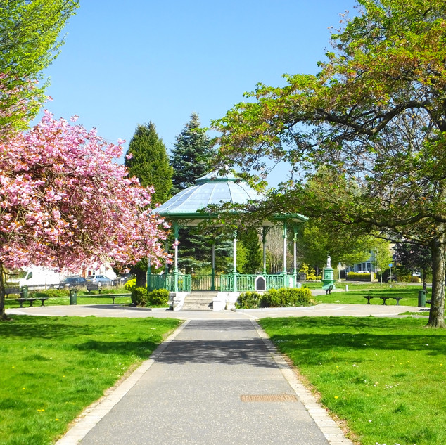 Towards the Bandstand