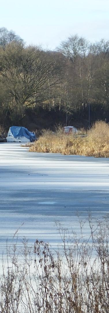 Frozen Canal 01 Feb 2021