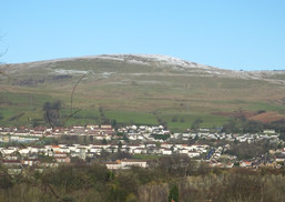 Kilsyth from Nethercroy