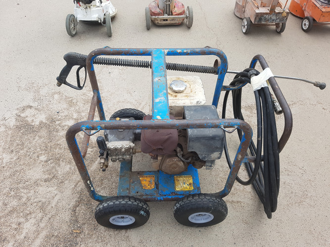 Aussie 3500psi pressure cleaner