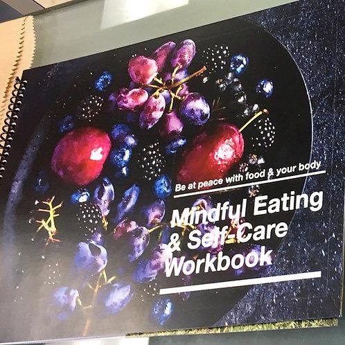 Mindful Eating & Self-Care Workbook