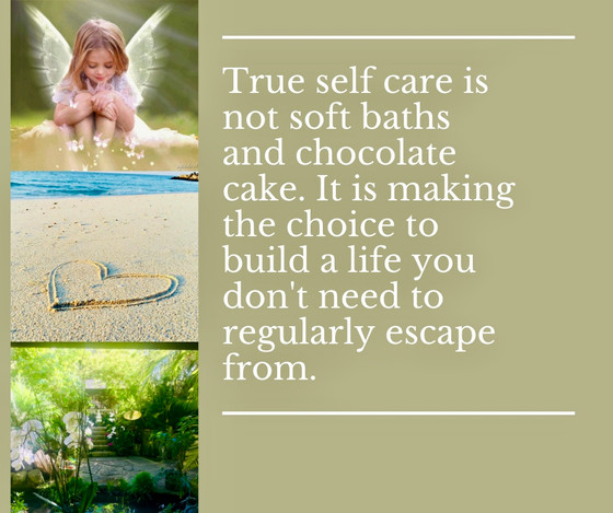 True Self-Care