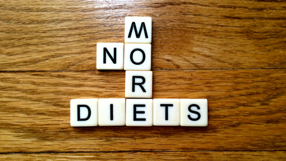 Tired of Dieting?