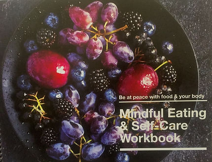 Mindful Eating Institute workbook.JPG