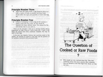 The Raw Diet For Your Dog - Part 2