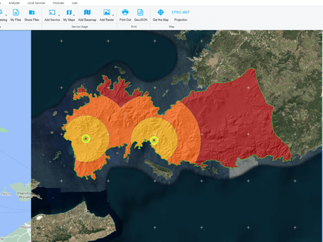 Wind Power Plants and GIS