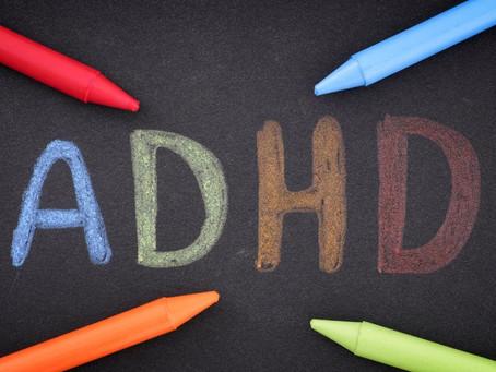 Disturbo da deficit di attenzione e iperattività (ADHD o DDAI)