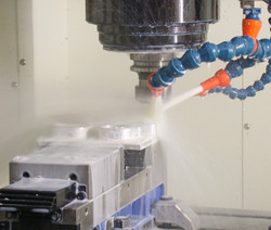 High-speed machining