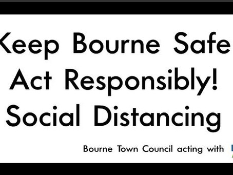 Working with Bourne Town Council