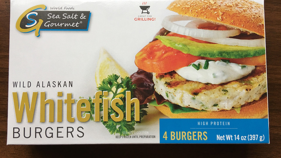 Fish Burgers