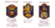 ヘンリー8世 王妃 紋章 キャサリン・オブ・アラゴン アン・ブーリン ジェーン・シーモア