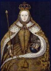 エリザベス1世 英国 女王 チューダー王朝 王妃