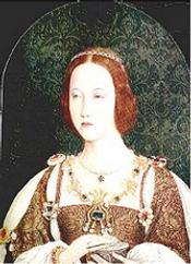 チューダー王朝 王妃 メアリー 王女