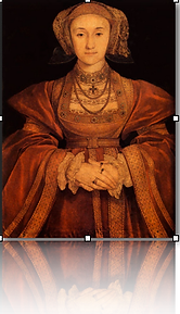 ヘンリー8世王妃 クレーフェのアン(アン・オブ・クレーブス)
